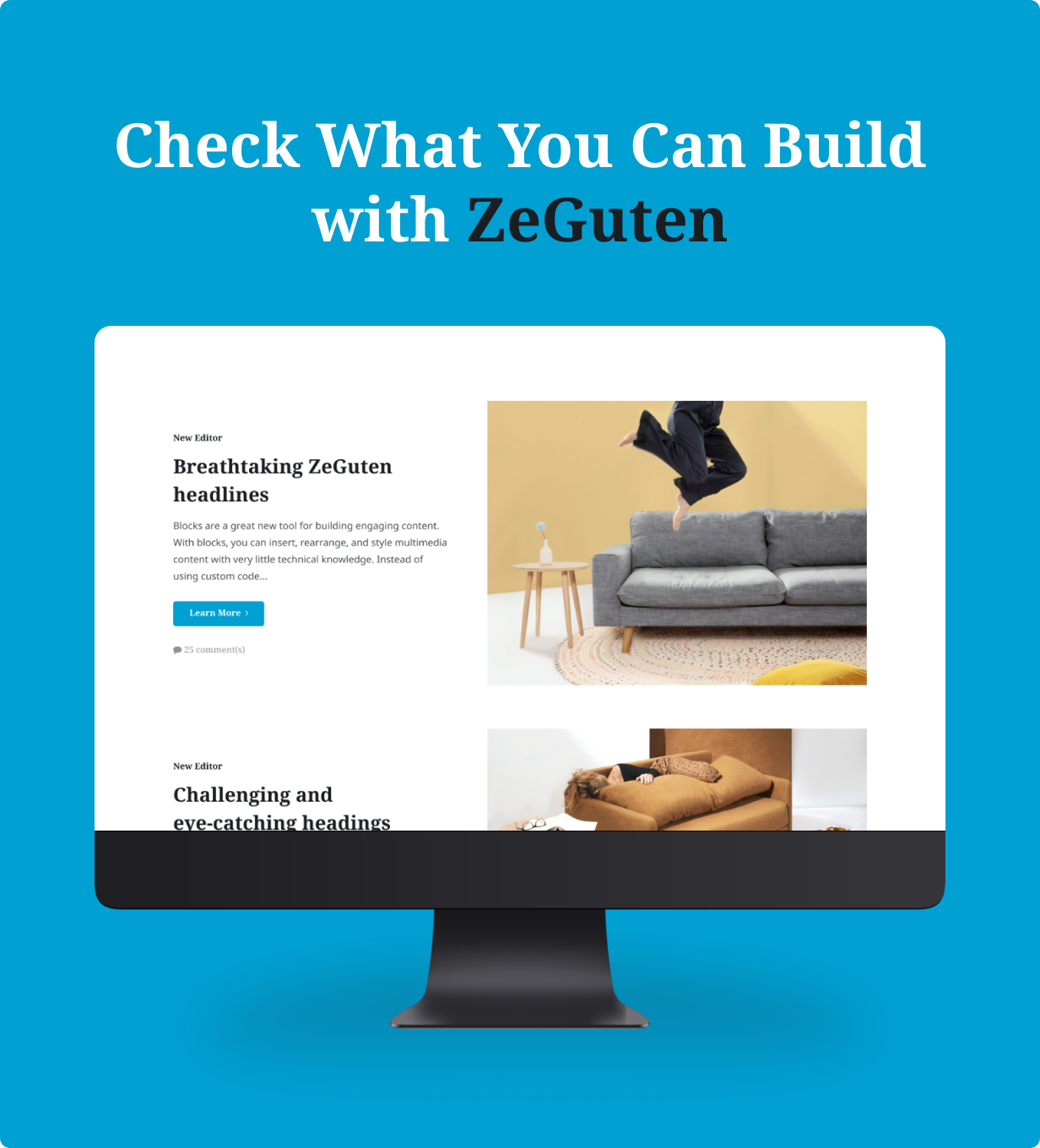 ZeGuten — Blocks for Gutenberg - 4